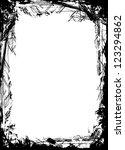 abstract grunge border design...   Shutterstock .eps vector #123294862