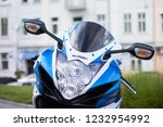 Photosessions Of A Motorcycle...