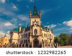 view of jakabov palace in the... | Shutterstock . vector #1232982265