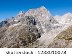 western alps are the western... | Shutterstock . vector #1233010078