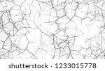 halftone grunge vector seamless ... | Shutterstock .eps vector #1233015778