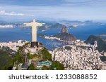 Rio De Janeiro  Brazil  Aerial...