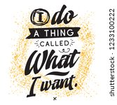 inspirational quote  motivation....   Shutterstock .eps vector #1233100222