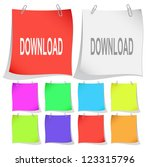 download. raster note papers....