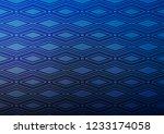 light blue vector background...   Shutterstock .eps vector #1233174058