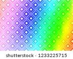 light multicolor  rainbow...   Shutterstock .eps vector #1233225715