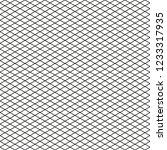 seamless grid background.... | Shutterstock .eps vector #1233317935