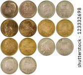 Old Vintage Coins Of Greece...