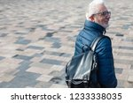 active retirement concept.... | Shutterstock . vector #1233338035