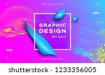 fluid cover design  gradient...