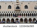 venice  italy   september 30 ... | Shutterstock . vector #1233436585