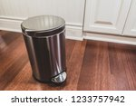 household trash and garbage... | Shutterstock . vector #1233757942