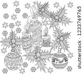 coloring pages. coloring book...   Shutterstock .eps vector #1233769765