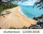 Beach At  Phra Thong Island...