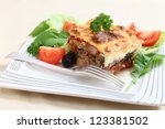 A Traditional Greek Moussaka O...