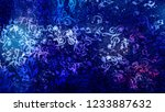 musical notes bokeh background | Shutterstock . vector #1233887632