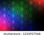 dark multicolor  rainbow vector ...   Shutterstock .eps vector #1233927568