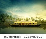 Kerala House Boat - Fine Art prints