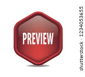 preview vector button  web... | Shutterstock .eps vector #1234053655