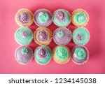 still life children birthday... | Shutterstock . vector #1234145038