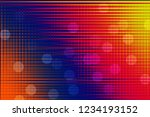 abstract colored background ... | Shutterstock . vector #1234193152