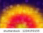 abstract colored background ... | Shutterstock . vector #1234193155