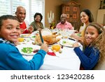 Multi Generation Family...