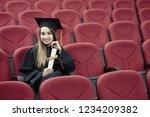 graduation student commencement ... | Shutterstock . vector #1234209382