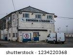 swindon  uk   october 18  2018  ... | Shutterstock . vector #1234220368
