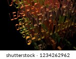 background abstract  education...   Shutterstock . vector #1234262962