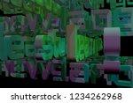 keywords cloud  education...   Shutterstock . vector #1234262968