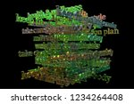background abstract  health...   Shutterstock . vector #1234264408