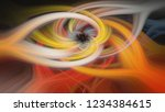 abstract background in reds... | Shutterstock . vector #1234384615