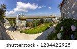 da nang  vietnam   october 31 ... | Shutterstock . vector #1234422925