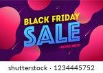 social media vector... | Shutterstock .eps vector #1234445752