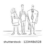 character illustration people... | Shutterstock .eps vector #1234486528