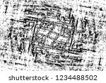 grunge overlay layer. abstract... | Shutterstock .eps vector #1234488502
