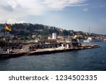 istanbul   july 28  2018  view... | Shutterstock . vector #1234502335