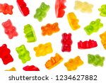 Colorful Jelly Candy Gummy...