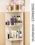editorial salon studio... | Shutterstock . vector #1234663822