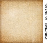 old paper texture. vintage... | Shutterstock . vector #1234825528