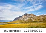 a view of the brooks range and... | Shutterstock . vector #1234840732