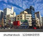 tokyo  japan   jan 3  2016.... | Shutterstock . vector #1234843555