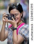 nakhonratchasima. khaoyai... | Shutterstock . vector #1234851595