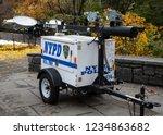new york city  united states  ... | Shutterstock . vector #1234863682