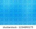 light blue vector texture with...   Shutterstock .eps vector #1234890175