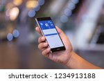 chiang mai  thailand   oct. 28... | Shutterstock . vector #1234913188
