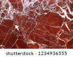 Abstract Pattern Of Natural Red ...