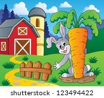 Image With Rabbit Theme 2  ...