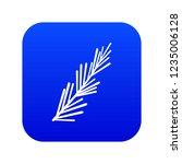 rosemary spice icon digital... | Shutterstock .eps vector #1235006128